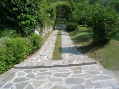 viale ingresso